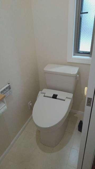 トイレ、既存