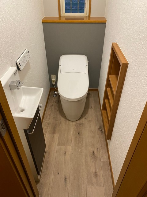 豊中岡野おしゃれトイレ