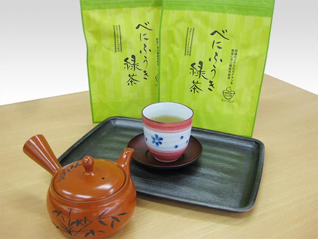 ニッカホーム横浜金沢店のお茶