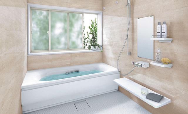 バスルームの形態