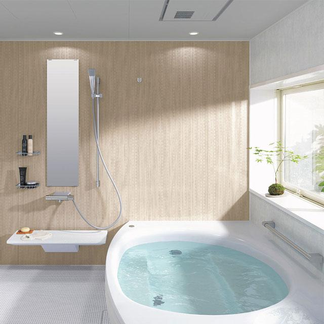 【TOTO】サザナ:スーパーワイド浴槽
