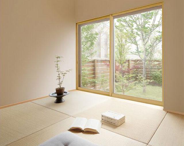 内窓取り付けの例:和室