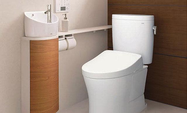 トイレの標準的な寸法