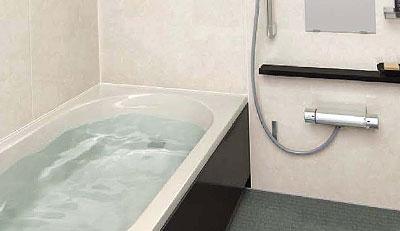 バスルームリフォームの施工事例