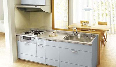 キッチンリフォームの施工事例