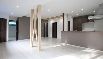 戸建フルリフォームの施工事例
